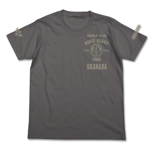 ガンダム/機動戦士ガンダム/ジオン突撃機動軍Tシャツ