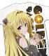 金色の闇フルグラフィックTシャツ