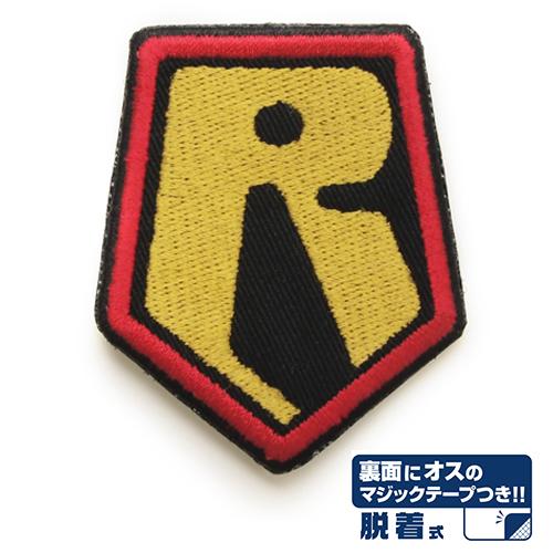 装甲騎兵ボトムズ/装甲騎兵ボトムズ/レッドショルダー脱着式ワッペン