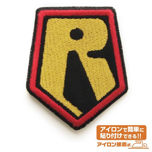 装甲騎兵ボトムズ/装甲騎兵ボトムズ/レッドショルダーワッペン
