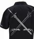 黒の剣士ワークシャツ