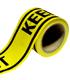 メーカーオリジナル/COSPATIOセレクト商品/バリケードテープ KEEPOUT