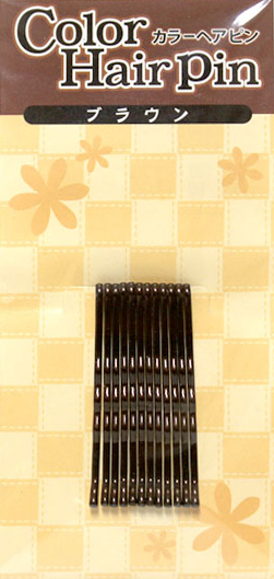 メーカーオリジナル/COSPATIOセレクト商品/カラーヘアピン