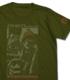 装甲騎兵ボトムズ/装甲騎兵ボトムズ/レッドショルダーATM-09-ST Tシャツ