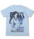 民子グラフィックTシャツ