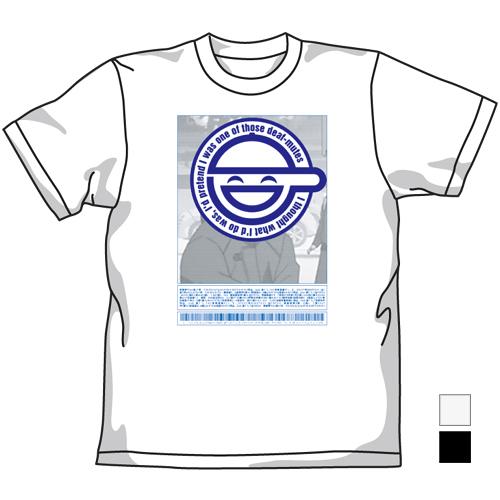 攻殻機動隊/攻殻機動隊 STAND ALONE COMPLEX/笑い男 Tシャツ