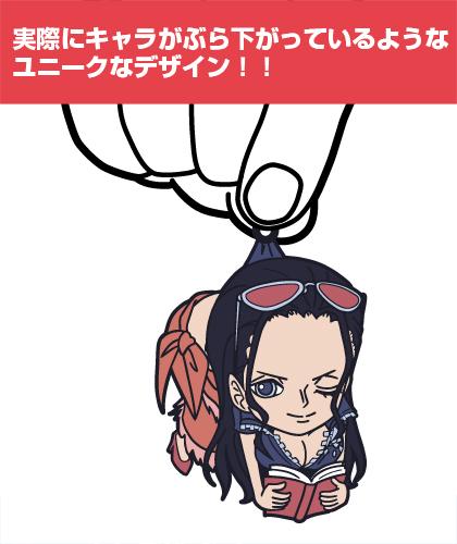 ONE PIECE/ワンピース/ロビンつままれストラップ