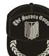 調査兵団刺繍キャップ