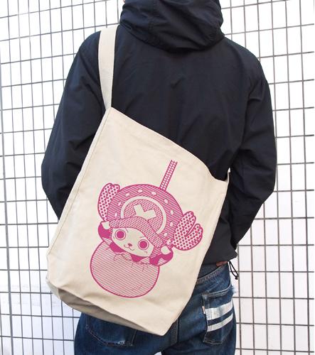 ONE PIECE/ワンピース/チョッパー袋 ショルダートート