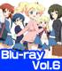 きんいろモザイク Vol.6【Blu-ray】