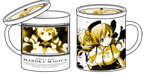 魔法少女まどか☆マギカ/劇場版 魔法少女まどか☆マギカ/劇場版巴マミフタつきマグカップ