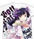 神猫フルグラフィックTシャツ