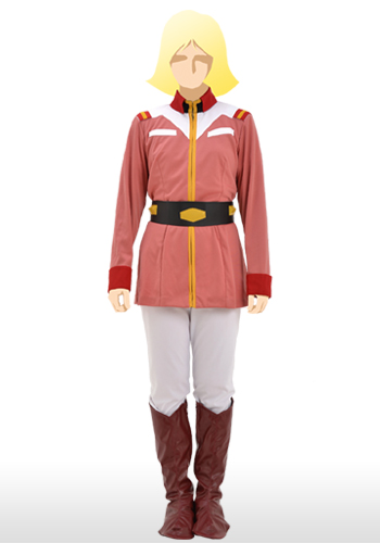 ガンダム/機動戦士ガンダム/地球連邦軍女子制服 ピンクver.