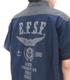 ★限定★地球連邦軍ボーリングシャツ