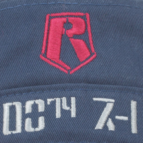 装甲騎兵ボトムズ/装甲騎兵ボトムズ/レッドショルダー刺繍ワークキャップ