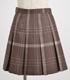 聖悠学館中等部女子制服 スカート