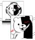 ダンガンロンパ/ダンガンロンパ 希望の学園と絶望の高校生 The Animation/モノクマEXTREMEマグカップ