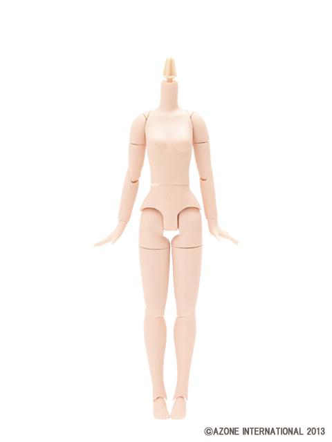 AZONE/Pureneemo FLECTION/PFL018-FLS ピュアニーモフレクション フル可動 Mタイプ 白肌