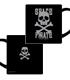 宇宙海賊キャプテンハーロック/宇宙海賊キャプテンハーロック/ハーロックスカルTシャツ