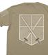 訓練兵団Tシャツ
