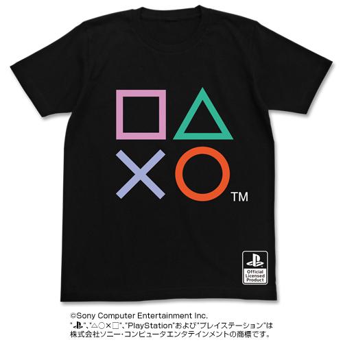プレイステーション/プレイステーションシェイプス/Tシャツ プレイステーションシェイプス