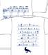 「青空」 Tシャツ