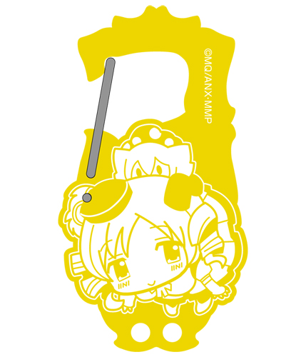 魔法少女まどか☆マギカ/劇場版 魔法少女まどか☆マギカ/★Loppi限定★巴マミアクリルカラビナ つままれVer.