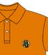 亀仙流 刺繍ポロシャツ