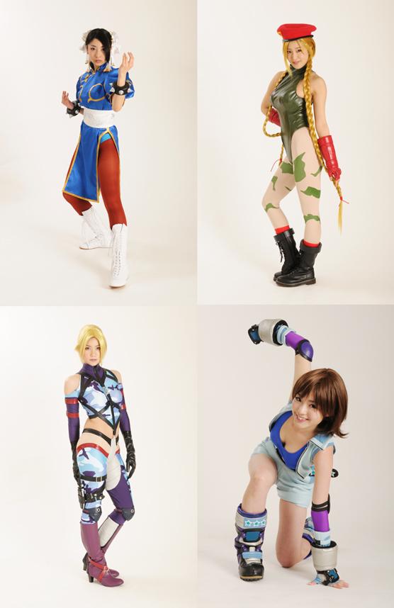 スタイリッシュ&四角かわいいデフォルメキャラクターオーダーメイド衣装製作一覧画像2